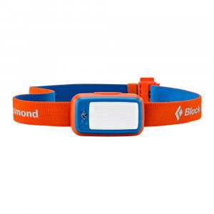 Black Diamond Wiz Headlamp - vibrant orange