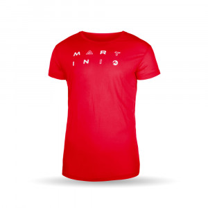 Martini Phenom T-Shirt - cherry