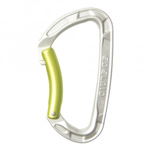 Edelrid Pure Bent - silver