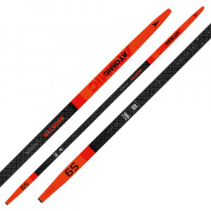 Atomic Redster S9 Carbon Plus hard 19/20
