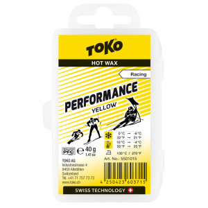 Toko Performance Racing Wax yellow 40g