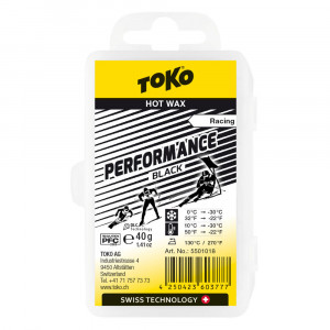 Toko Performance Racing Wax black 40g