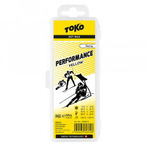 Toko Performance Racing Wax yellow 120g