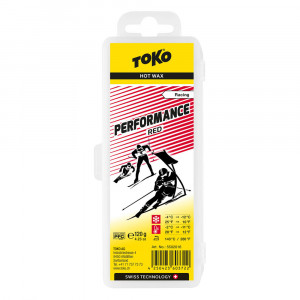 Toko Performance Racing Wax red 120g