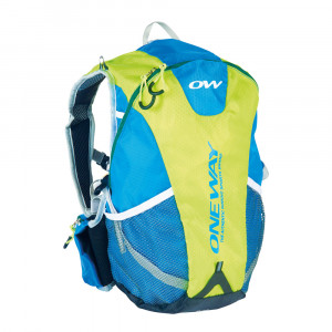 One Way Trail Hydro Backpack 20L - yellow