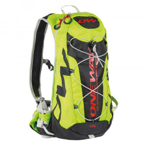 One Way XC Hydro Backpack 15L - yellow