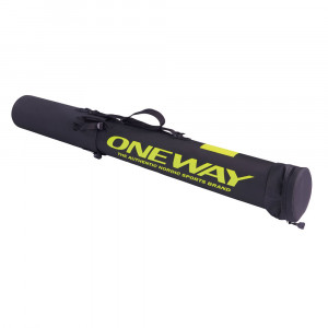 One Way Ski Pole Tube Telescope - black