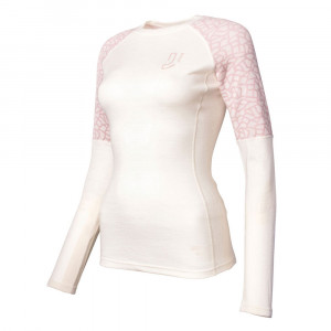 Johaug Win Wool Shirt Women - offwh