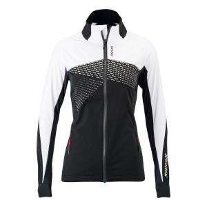 Silvini Serrone WJ1501 Women Softshell Jacket - black/white