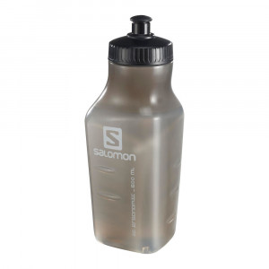 Salomon Flask 200 ml - light grey