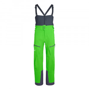 Salewa Antelao Powertex® 3 Layers Hardshell Pant - pale frog