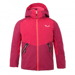 Salewa Antelao Powertex/Tirolwool® Celliant® Kids Jacket - vivacious