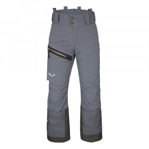 Salewa Antelao Powertex/TirolWool® Celliant® Kids Pants - ombre blue
