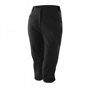 Löffler Bike 3/4 Pants CSL Women - black