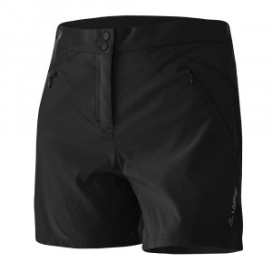 Löffler Bike Shorts Aero CSL Extra Short Women - black