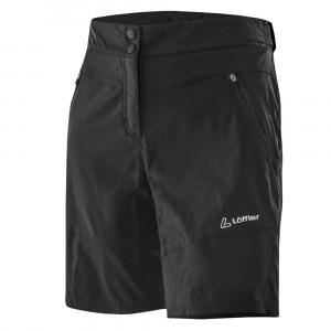 Löffler Bike Shorts Evo CSL Women - black