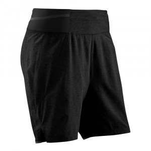 CEP Run Loose Fit Shorts - black
