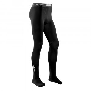 CEP Recovery Pro Tights - black