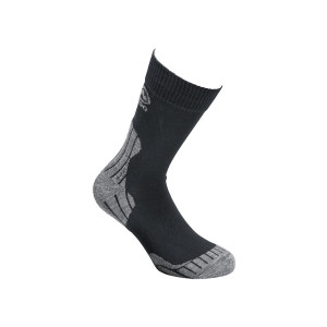 High Colorado Trekkingsocks Light Kids black/grey