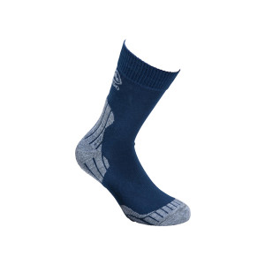 High Colorado Trekkingsocks Light Kids navy/grey