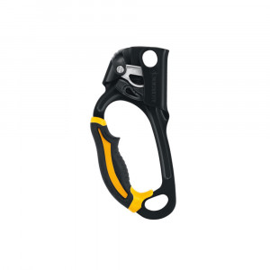 Petzl Ascension left black
