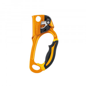 Petzl Ascension right yellow