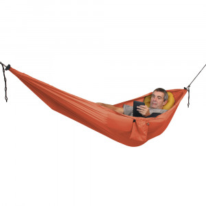 Exped Travel Hammock Plus - terracotta