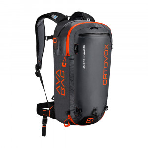 Ortovox Ascent 22 Avabag - black anthracite
