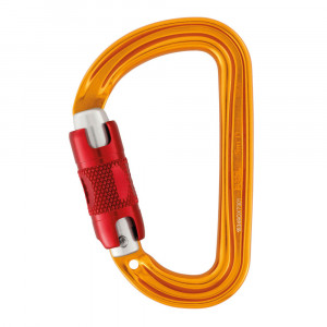 Petzl SmD Twist-Lock - yellow