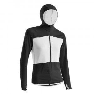Löffler Running Hoody FZ Women - black