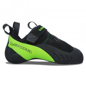Lowa Rocket - black/lime