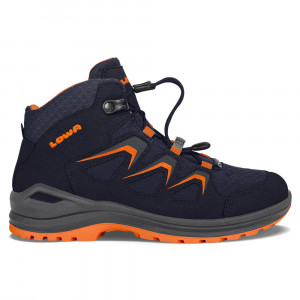 Lowa Innox Evo GTX QC Junior - navy/orange