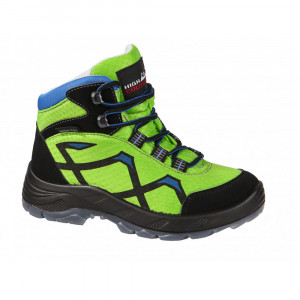 High Colorado Kinder Hikingshoe Meran Kid - green/blue