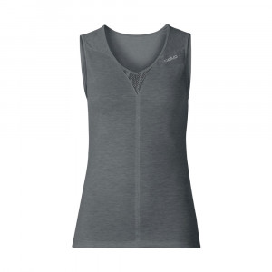 Odlo Revolution TS X-Light Tank Women - steel grey melange