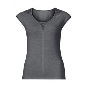 Odlo Revolution TS X-Light T-Shirt Women - steel grey melange