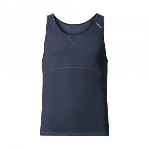 Odlo Revolution Light Singlet - navy new melange