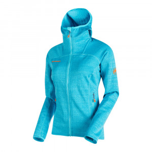 Mammut Eiswand Guide ML Hooded Jacket Women - arctic