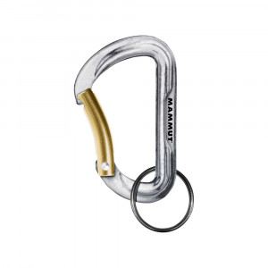 Mammut Mini Biner Element - silver/gold