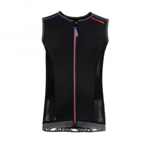 Alpina JSP 3.0 Junior Vest - black-blue