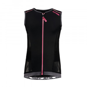 Alpina JSP 3.0 Junior Vest - black-pink