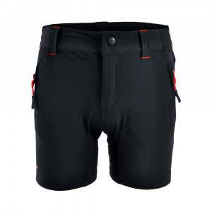 Silvini Arvo Shorts Junior - black-red