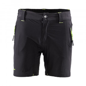 Silvini Arvo Shorts Junior - black-green