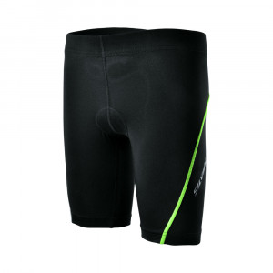 Silvini Avisio Shorts Junior - black-lime