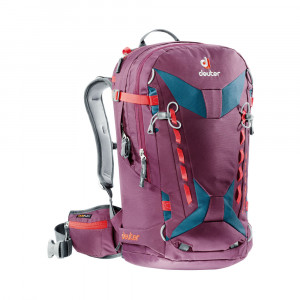 Deuter Freerider Pro 28 SL Women - blackberry/arctic