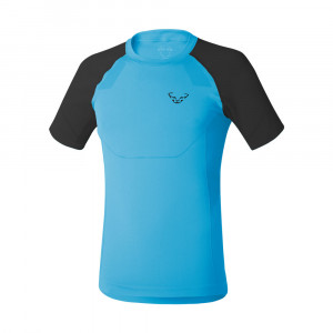 Dynafit Alpine Seamless Tee - methyl blue