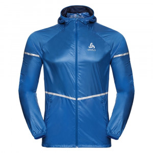 Odlo Zeroweight Jacke - energy blue
