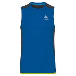 Odol Omnius F-Dry BL sleeveless Shirt - energy blue