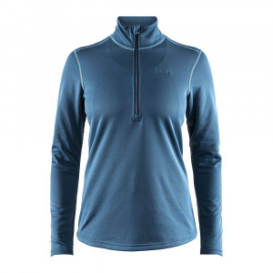 Craft Sweep Pullover Women - fjord/tide