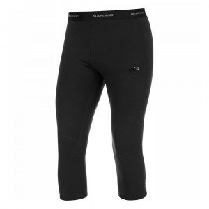 Mammut Sunridge IN 3/4 Tights Women - black