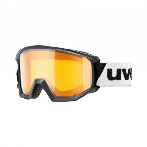 Uvex Athletic LGL - black/clear